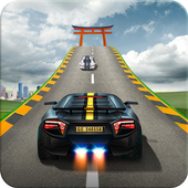 Impossible Car Stunt Racing Latest Version Download