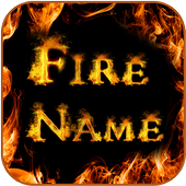 Name Text Fire APK 1.0