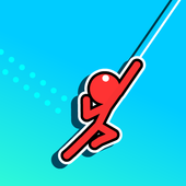 Stickman Hook 3.2.2 Android for Windows PC & Mac