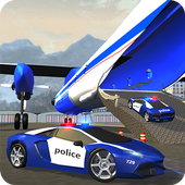 Police Plane Transporter Game  Latest Version Download