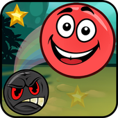 Red Ball Roll 2 APK 1.2