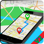 GPS Navigation Maps - Traffic Route Finder 3D View  Latest Version Download