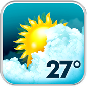 Animated Weather Widget, Clock Latest Version Download