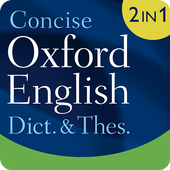 Concise Oxford English Dictionary & Thesaurus 8.0.251 Android for Windows PC & Mac