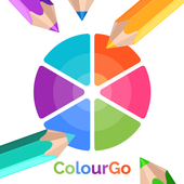 Download ColourGo - Free Adult Coloring book 1.6.6 APK File for Android