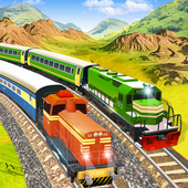 Modern Pak vs Indian Train Race: Azadi Train Game  Latest Version Download