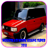 Kijang Super 2018 Car Modification