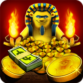 Pharaoh Gold Coin Party Dozer  APK 1.2.1