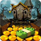 Zombie Ghosts Coin Party Dozer  APK 10.0.1
