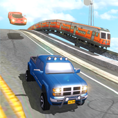Train Vs Car Racing 2 Player  APK 1.5