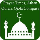 Muslims - Prayer Time, Holy Quran & Qibla 2.2 Latest Version Download