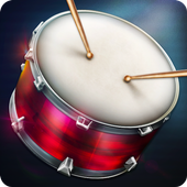 Drums: real drum set music games to play and learn app in PC
