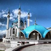 Mosque HD Wallpaper