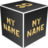 3D My Name Live Wallpaper  Latest Version Download