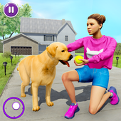 Family Pet Dog Home Adventure Game 1.1.7 Latest Version Download