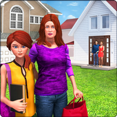 Neighbor Mom Real Family Helper  Latest Version Download