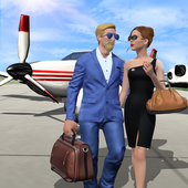 Billionaire Dad Luxury Life Virtual Family Games