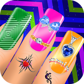 Nail Art Designs - Nail Manicure Games for Girls  Latest Version Download