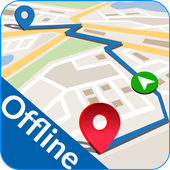 Offline Navigation & Tracking: GPS Route Maps  For PC