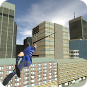 Rope Hero Revolution 1.0 Android for Windows PC & Mac