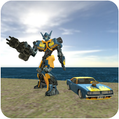 Muscule Car Robot 2.0 Android for Windows PC & Mac