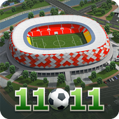 11x11 Soccer Club Manager 1.0.8031 Android for Windows PC & Mac