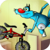 Oggy the Racing APK 1.0