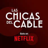 Stickers Las Chicas del Cable 1.0
