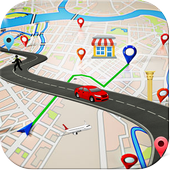 GPS Navigation GPS Route Finder : GPS Tracker maps  For PC