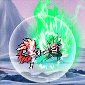 Super saiyan power goku final