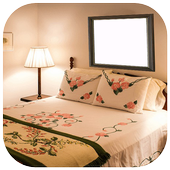 Beautiful Bedroom PhotoFrame APK 1.0