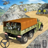 Offroad US Army Vehicle Driving  APK 1.0