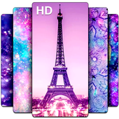 Girly Wallpapers Backgrounds  APK 3.7