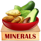 Minerals & Antioxidants Foods