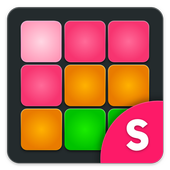 SUPER PADS - Become a DJ 3.7.34 Android for Windows PC & Mac