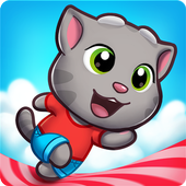 Talking Tom Candy Run  Latest Version Download