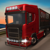 Euro Truck Driver 2018 3.4 Android for Windows PC & Mac