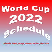 Football 2018 World Cup Schedule Russia  APK 1.10