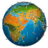 world map atlas 2020 2.9.9.6 Latest Version Download