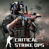 Critical Strike Ops - FPS 3D shooting Game For PC