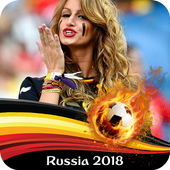Football Frames Photo Editor for Fifa World Cup 1.0.2 Android for Windows PC & Mac