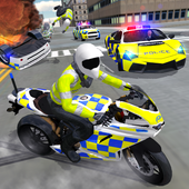 Police Car Driving - Motorbike Riding 1.09 Android for Windows PC & Mac