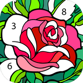 Color by Number – New Coloring Book  Latest Version Download