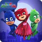PJ Masks: Moonlight Heroes Latest Version Download