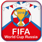 Football Live Scores - 2018 FIFA World Cup