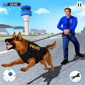 US Police Dog 2019: Airport Crime Shooting Game Latest Version Download