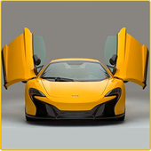 Crazy Car Driving & City Stunts: McLaren 650S APK 1.0