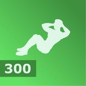 300 Sit-Ups - Six Pack Abs Workout