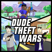 Dude Theft Wars: Open World Sandbox Simulator BETA 0.81b Android Latest Version Download