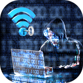 Wifi Hacker Password Simulated